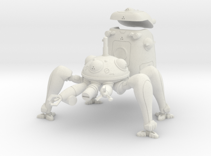 Spider Tank 3d printed