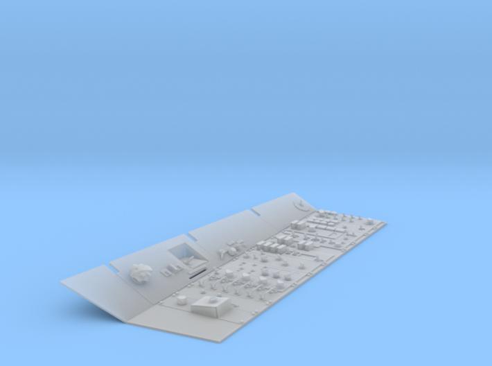 SUKHOI SU27 (CARF MODELS) COCKPIT (A) 3d printed