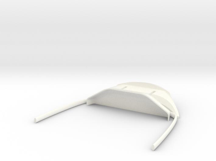SUKHOI SU27 (CARF MODELS) COCKPIT (D) 3d printed