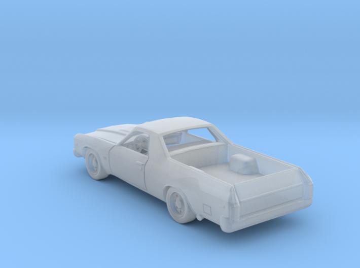 Chevrolet El Camino 1:120 TT 3d printed