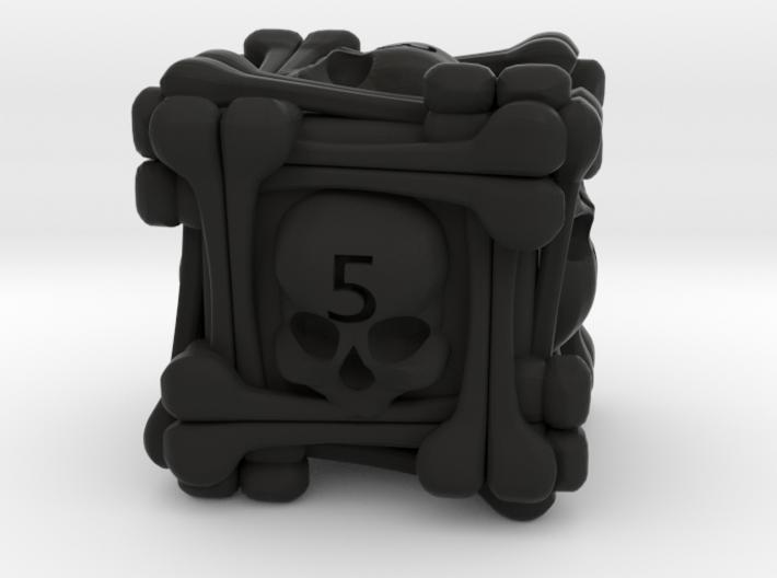 Necromancer's D6 3d printed