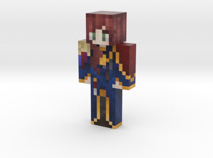 Membre_Dirella_-_Ordre (skin actuel) | Minecraft t 3d printed