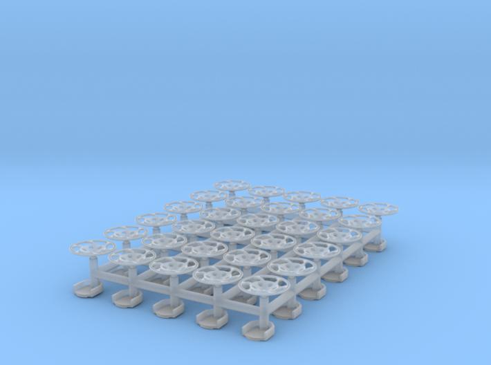 EQUIPCO_WheelandHousing_30 3d printed