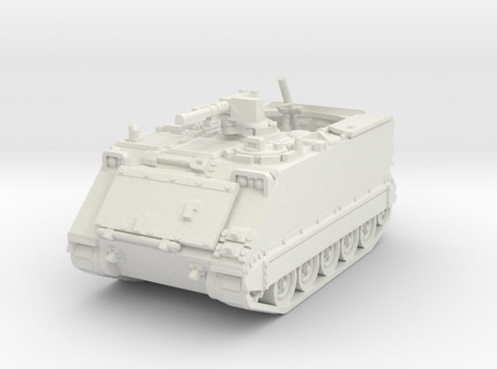 M125 A1 Mortar (open) 1/72 3d printed