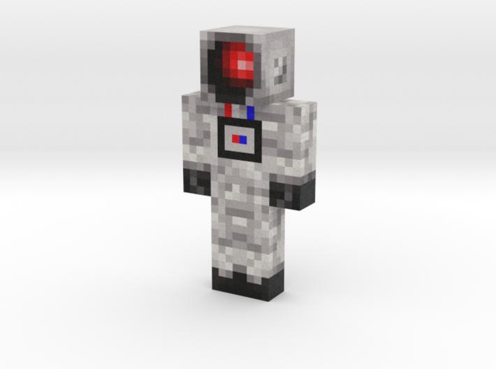 Francesco_fr   Minecraft toy 3d printed