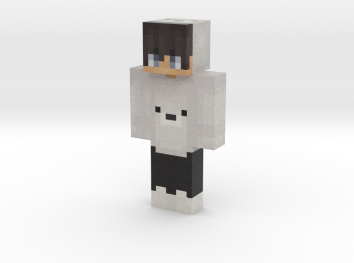 Vxpegod | Minecraft toy 3d printed