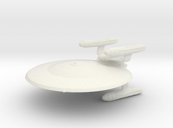 Long Range Science Cruiser 3d printed