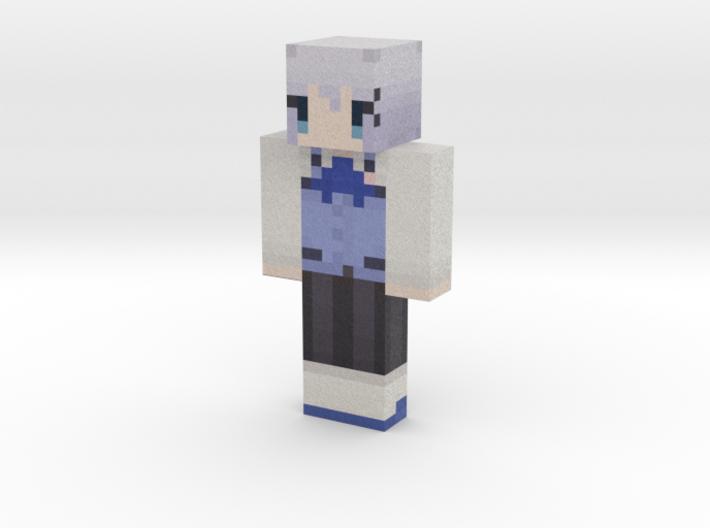 GX_rine03 | Minecraft toy 3d printed