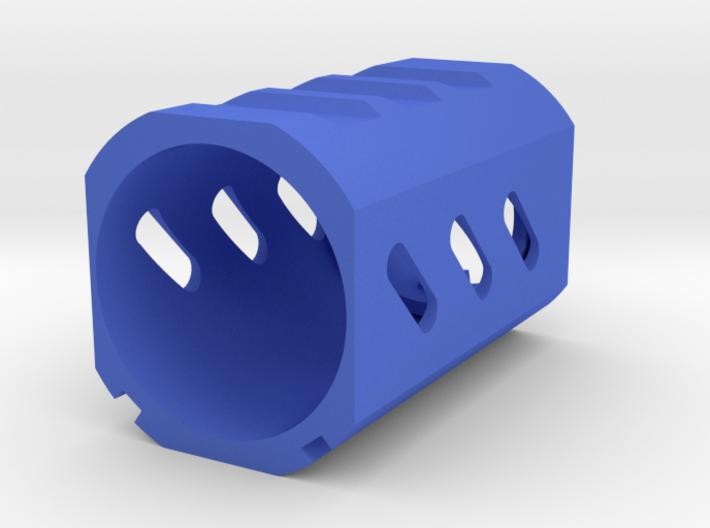 Heat Shield Muzzle for Nerf N-Strike Modulus 3d printed