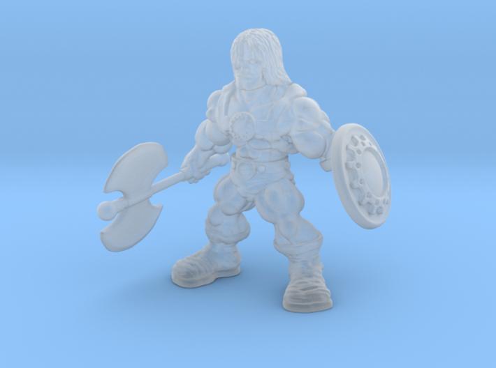 Mega Dude  3d printed