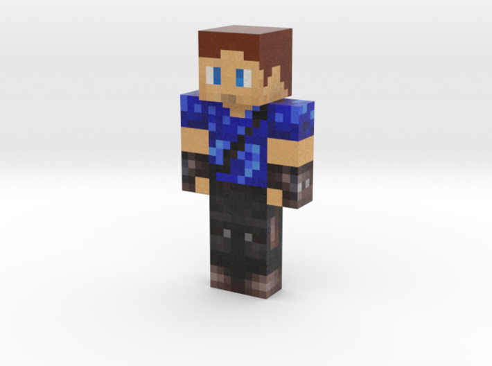 Siphano | Minecraft toy 3d printed