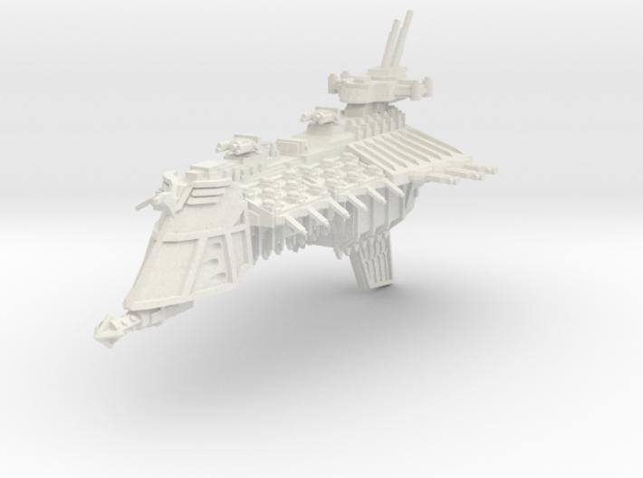 Gran Crucero clase Furius 3d printed