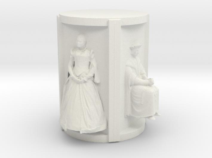 Printle Multiples Quartet - 001 - 1/24 3d printed