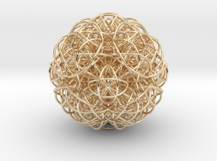 Life Fusion Core DNA Stable 3d printed
