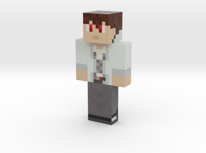 Xogue | Minecraft toy 3d printed