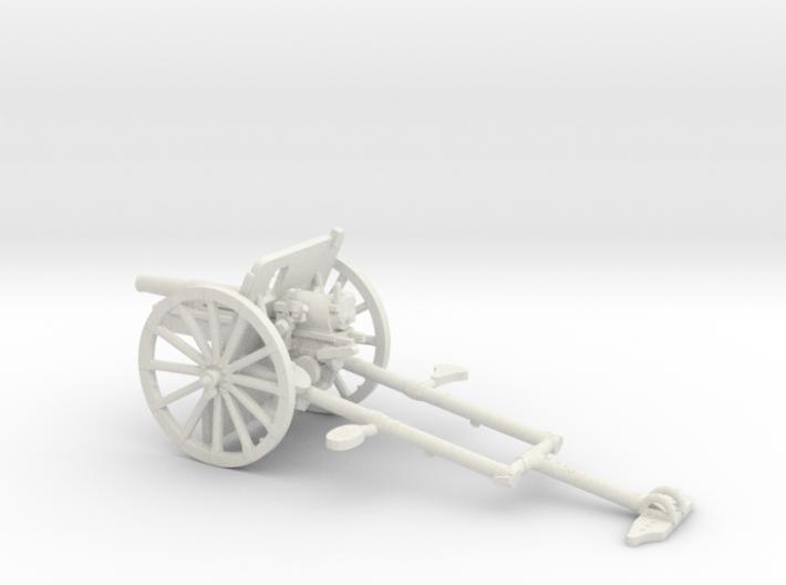 1/56 IJA Type 41 75mm Mountain Gun 3d printed