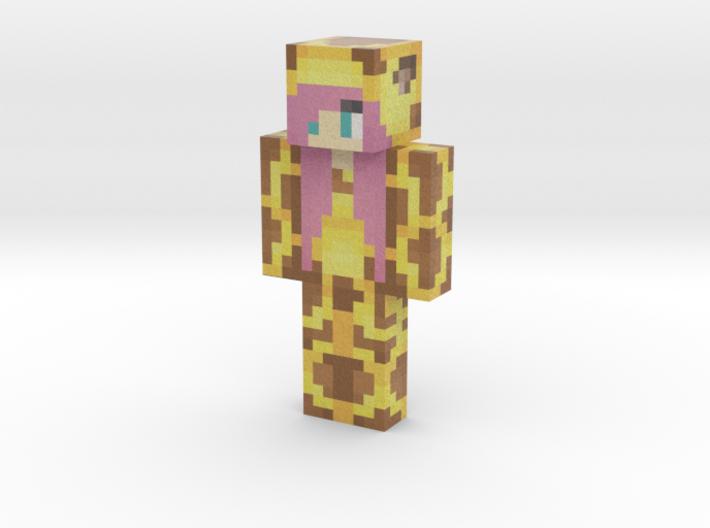 MinecraftedMagic | Minecraft toy 3d printed