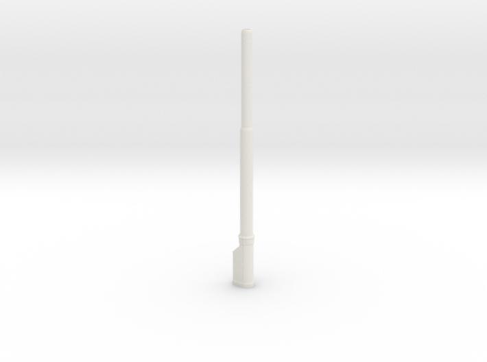 1:22,5 1557 BVL-mast met KIR KIK sokkel enkel 3d printed
