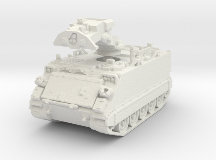 M901 A1 ITV early (retracted) 1/72 3d printed