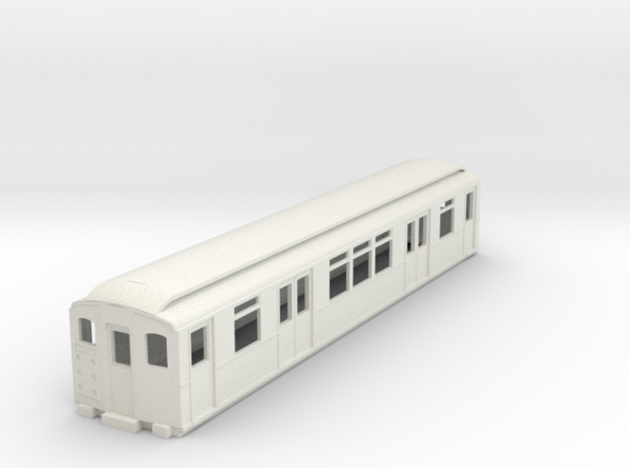 o-87-district-q31-driver-coach 3d printed