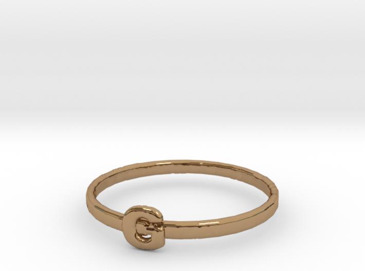 G Ring 3d printed