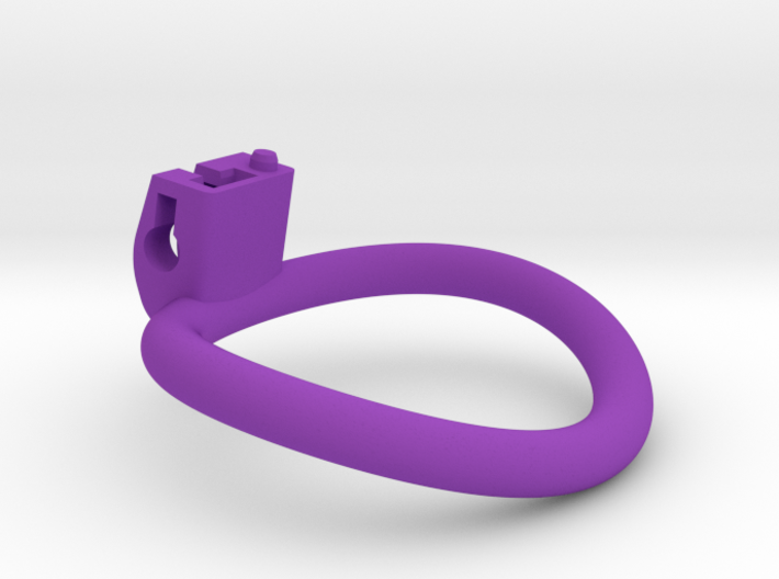 Cherry Keeper Wide Oval Ring - 56mmx51mm 3d printed