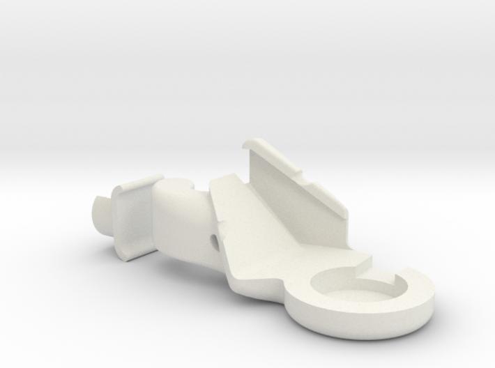 Volkswagen trunk latch repair kit 3d printed