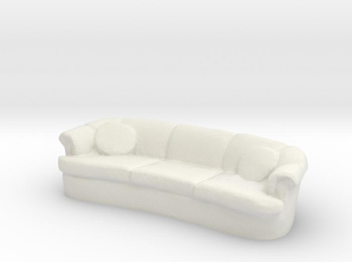Sofa 1/24 3d printed