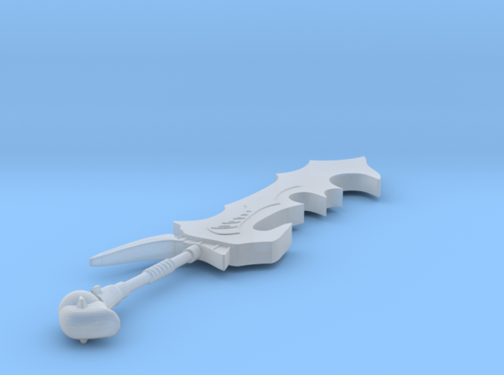 1:6 Miniature Dabilahro Lvl 3 - Ninja Gaiden 3d printed