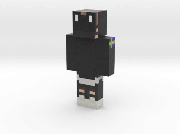 xAlbinR | Minecraft toy 3d printed