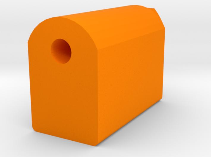 J.W. Cassian Suppressor (14mm-) 3d printed