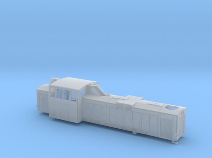 Dv12 2700 sarja modernisoitu 3d printed