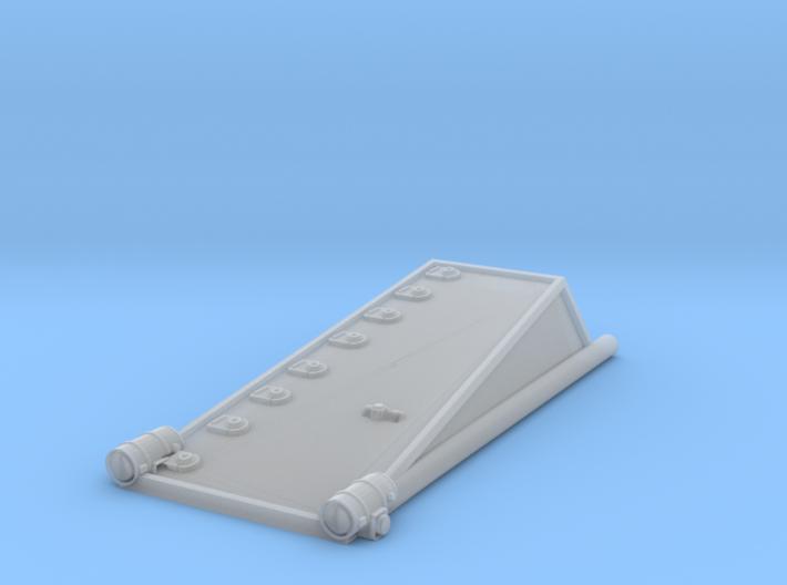 1/144 Millennium Falcon Concept Toebox 3d printed