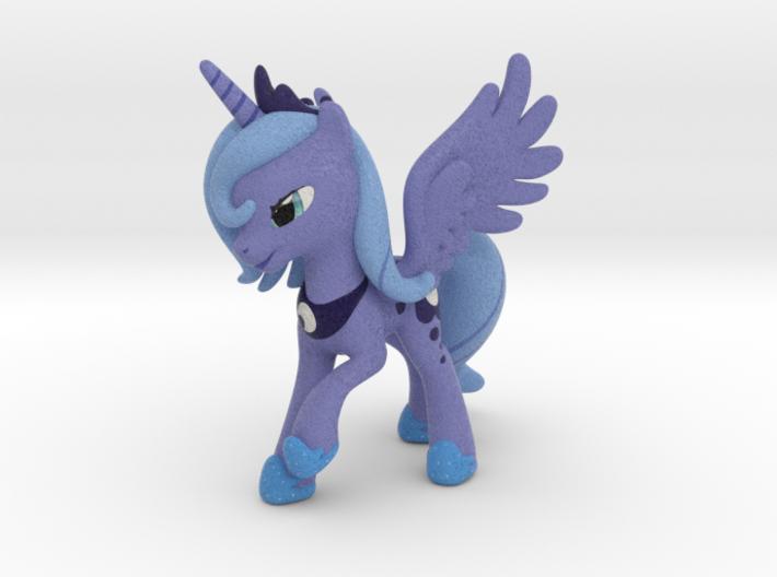 Princess Luna (First Appearance) 3d printed