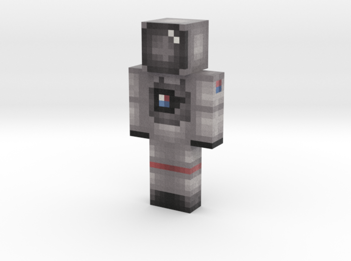 29planets   Minecraft toy 3d printed