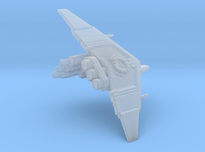 Nebulon Ranger 3d printed