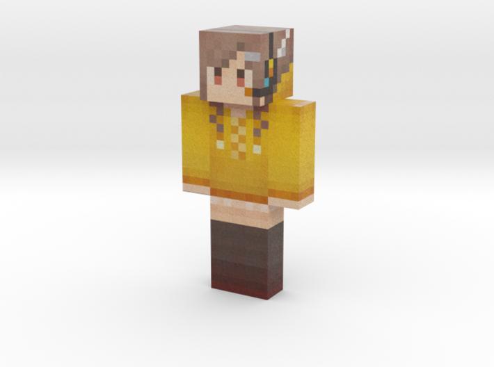 027f5f4dc7c8b79d | Minecraft toy 3d printed