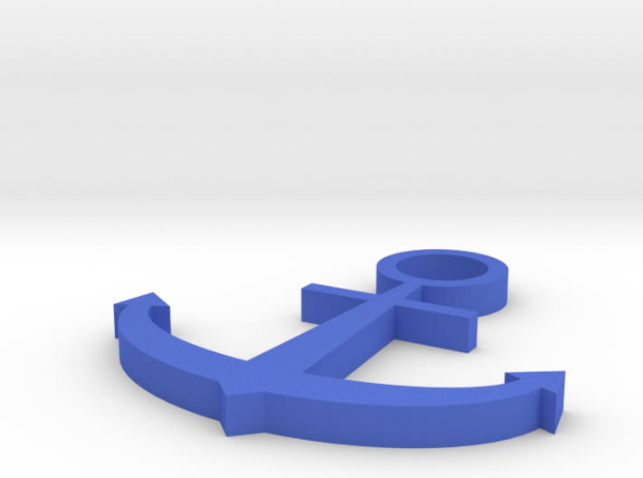 [1DAY_1CAD] ANCHOR 3d printed