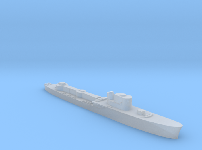 Italian Procione WW2 torpedo boat 1:3000 3d printed