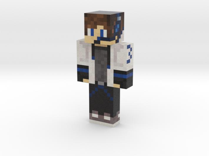 Thriplerex | Minecraft toy 3d printed