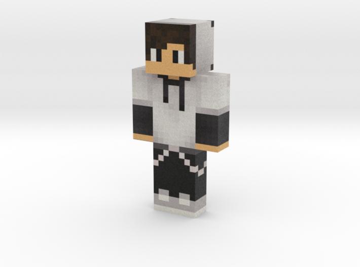 Pragjay   Minecraft toy 3d printed