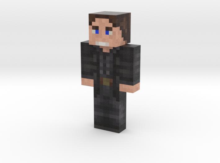 FSTH000 | Minecraft toy 3d printed
