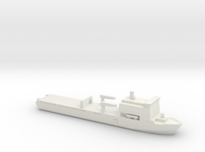 Bay-class landing ship, 1/1250 3d printed