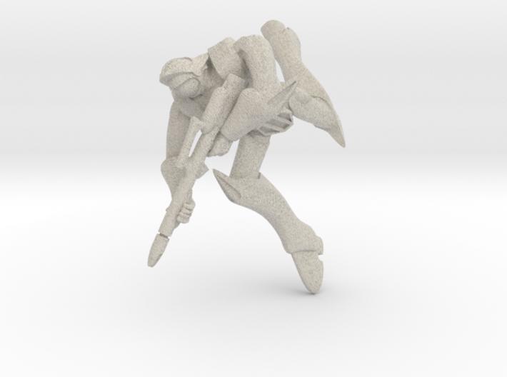 Zen Crouch 3d printed