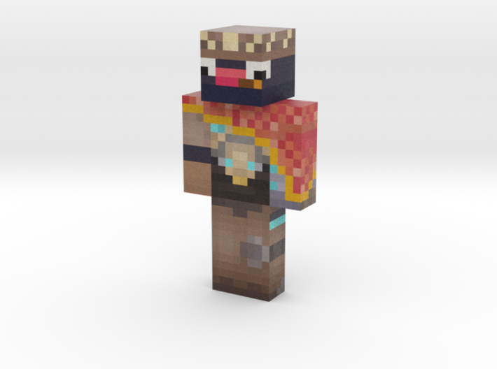 ItsHighNoot | Minecraft toy 3d printed