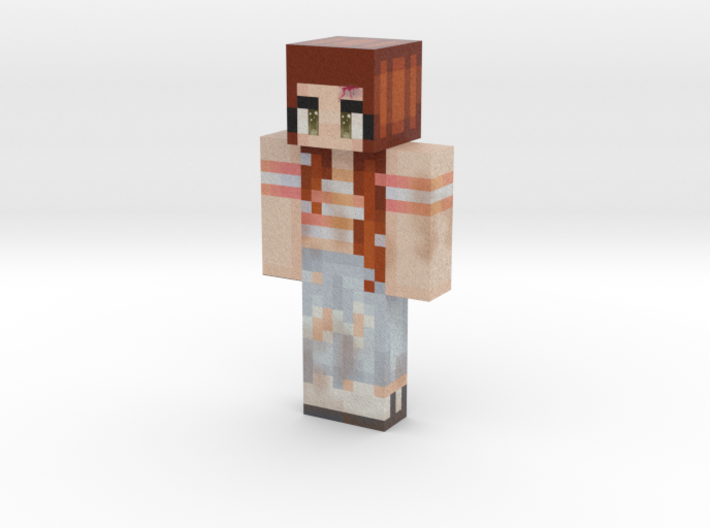 U7V1GxI   Minecraft toy 3d printed