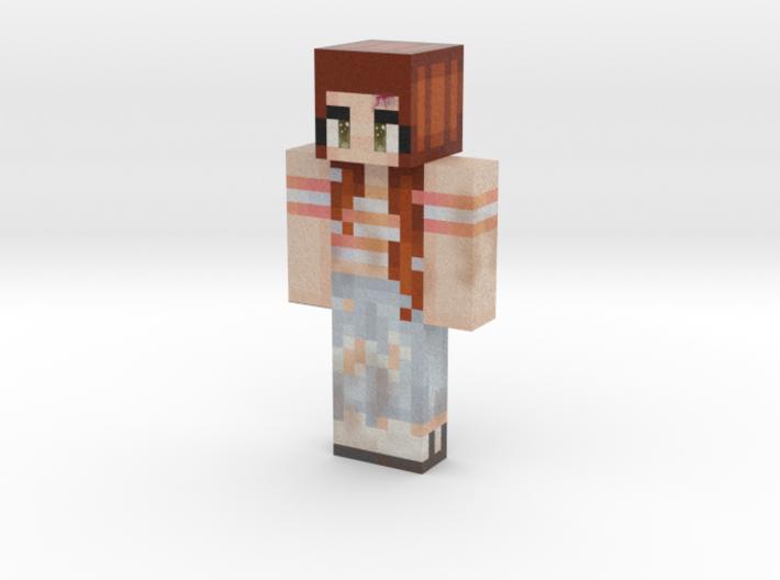 U7V1GxI | Minecraft toy 3d printed