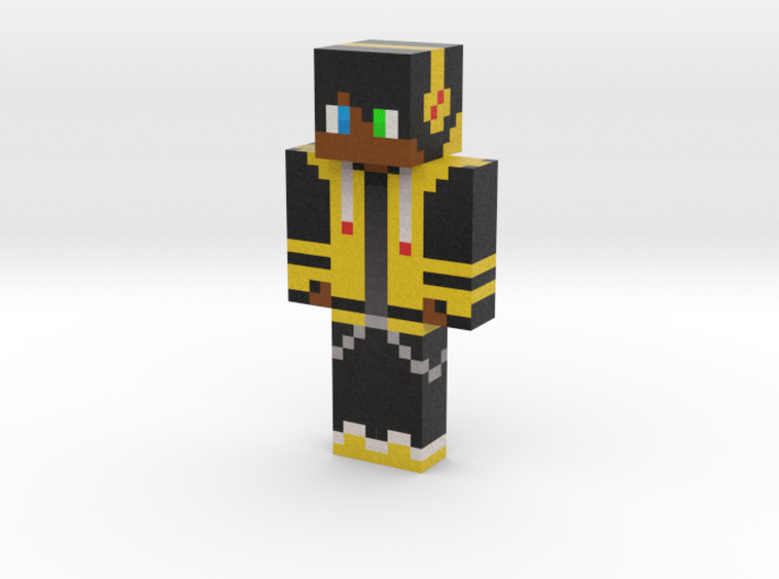 custom (1) | Minecraft toy 3d printed