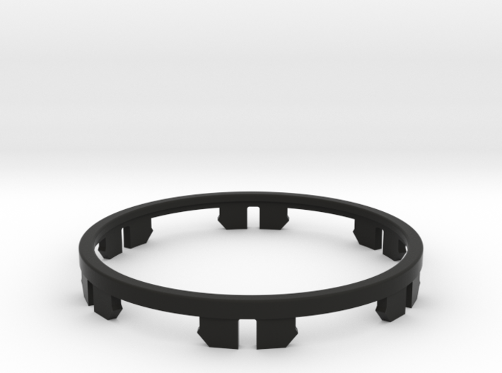 Clip Ring for LSS and LSS DT 3d printed