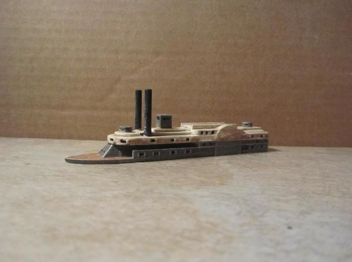 1/600 USS Ouachita 3d printed Painted by Nick Nascati